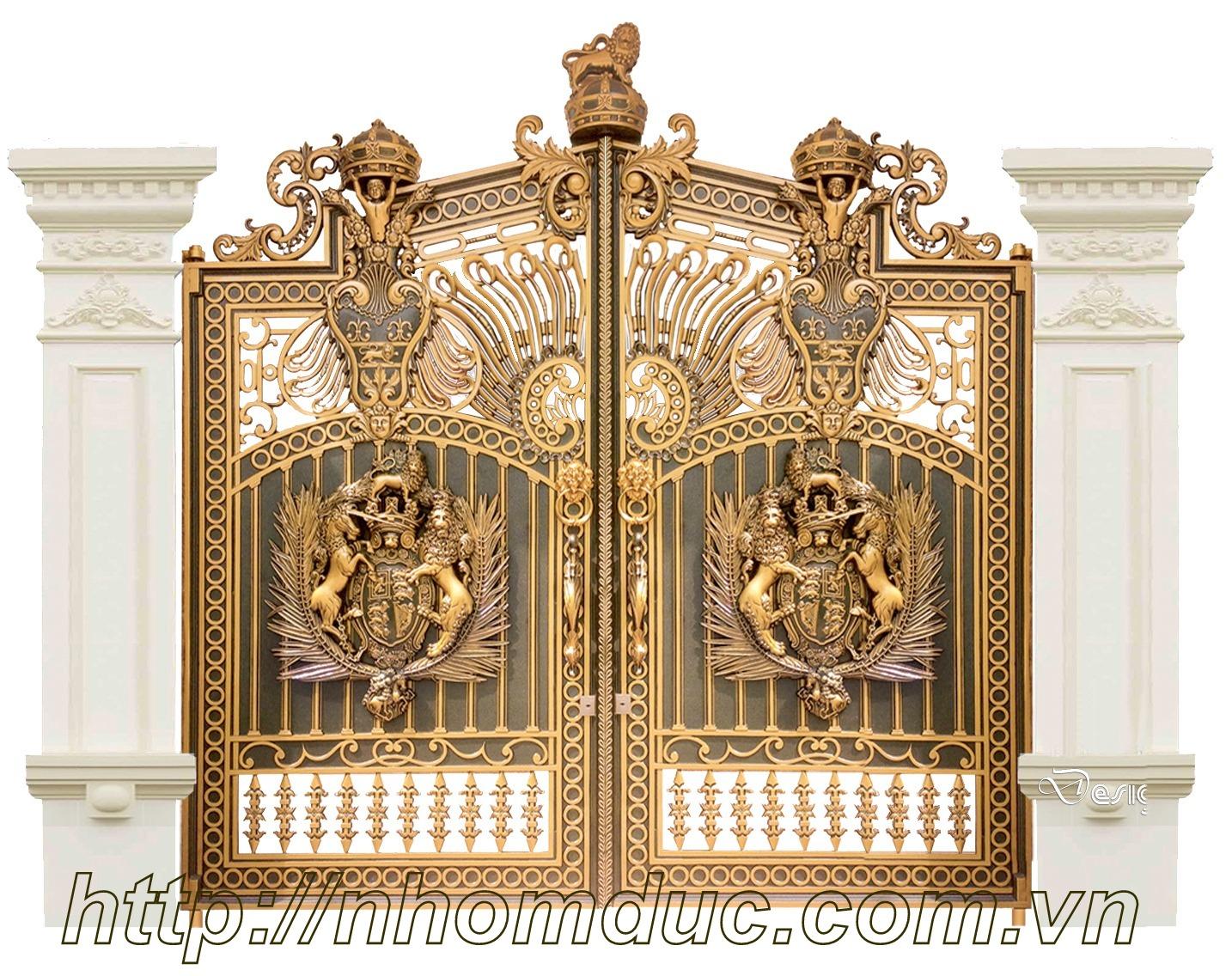 Giá cổng nhôm đúc tại hải phòng, báo giá cổng nhôm đúc, báo giá cửa nhôm đúc. Các sản phẩm hàng rào, lan can, cầu thang, bông gió nhôm đúc, bàn ghế .