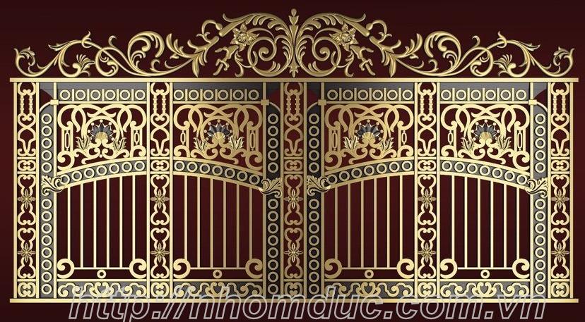 Báo giá hàng rào nhôm đúc hợp kim, hàng rào nhôm đúc đơn giản, hàng rào nhôm đúc phức tạp, hàng rào nhôm đúc phù điêu và các loại hàng rào nhôm đúc