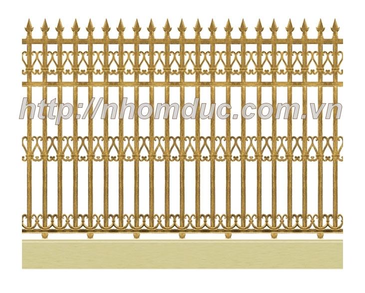huyên sản xuất, kinh doanh các loại cửa, cổng, rào, lan can bằng chất liệu nhôm đúc