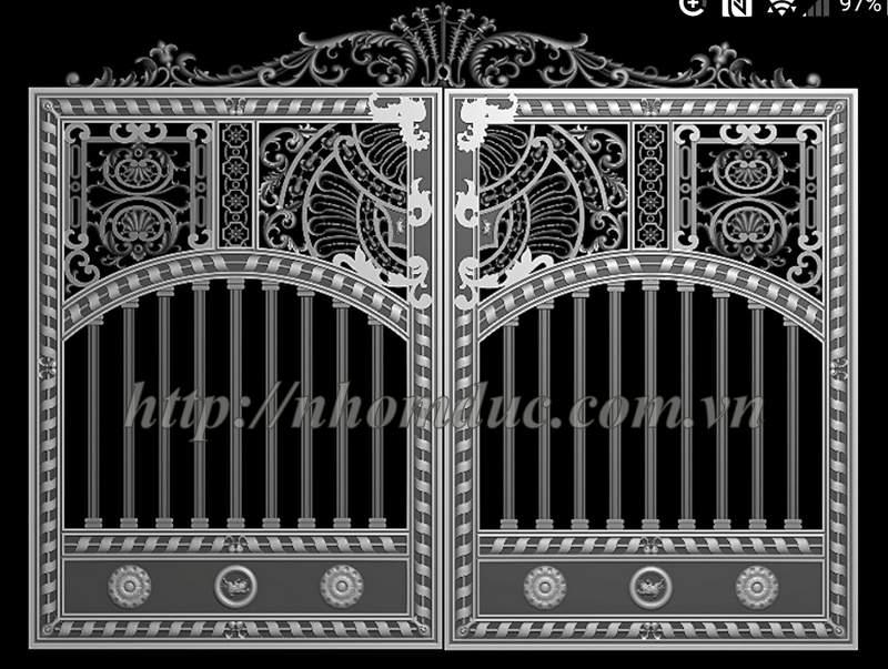 Báo giá nhôm đúc tại Hà Nội và các tỉnh thành tại Việt Nam Báo giá cổng nhôm đúc, lan can, cầu thang, hàng rào, hộp. Báo giá cổng nhôm đúc