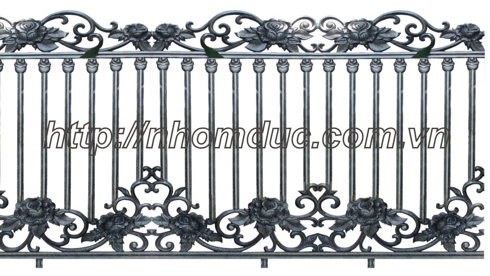 Báo giá loại hàng rào theo các mẫu loại này và các mẫu tương tự giá từ 4300000VNĐ/m đến 5000000VNĐ/m. Giá có thể thay đổi tùy từng mẫu