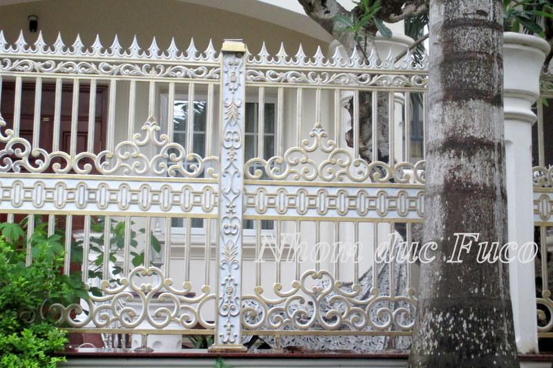 cổng nhôm đúc ở tại tp. hồ chí minh
