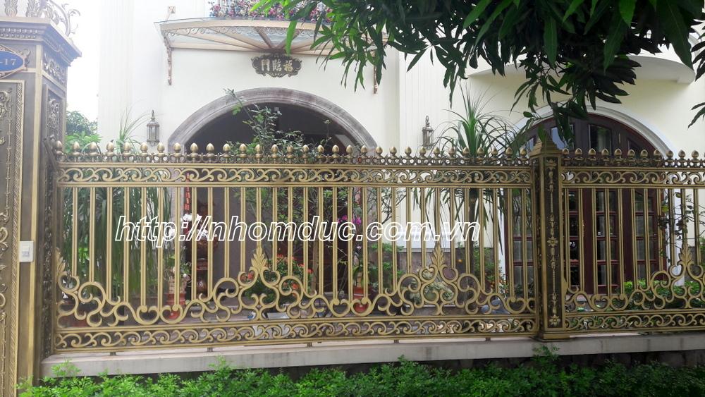 Công trình nhôm đúc tại thành phố Hồ Chí Minh, nhôm đúc hcm