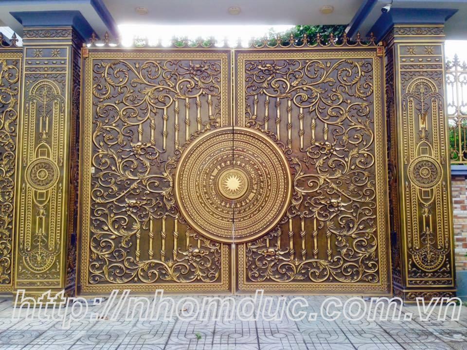 Cổng cửa nhôm đúc Hà Nội, sản phẩm nhôm đúc công nghệ Nhật Bản. Nhôm đúc Fuco có nhiều tính năng nổi trội nhất hiện nay tại Hà Nội.